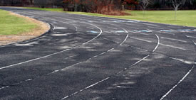 Track in 2008